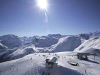 Ski Resort Flaine in France