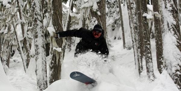 Whistler snowiest January on record