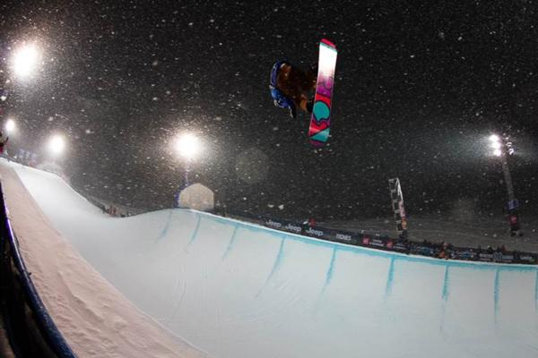 Men's Superpipe Tignes 2013