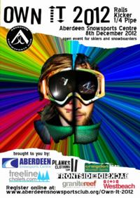 Aberdeen Snowsports Club Own It 2012!