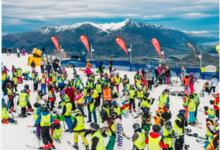 Highest participation in NZ school ski programme