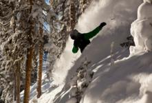 Big Storm Brings Snow to Colorado Ski Country USA