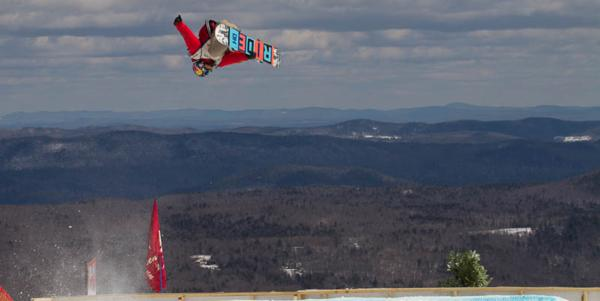 Toutant and Anderson take 2012 US Open slopestyle