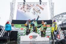 Sascha Hamm (GBR) wins Freeride World Tour Stop!