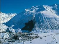 Ski Resort Andermatt in Switzerland