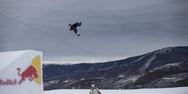 McMorris and Anderson win X-Games Slopestyle Gold