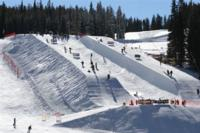 Copper opens North America first halfpipe