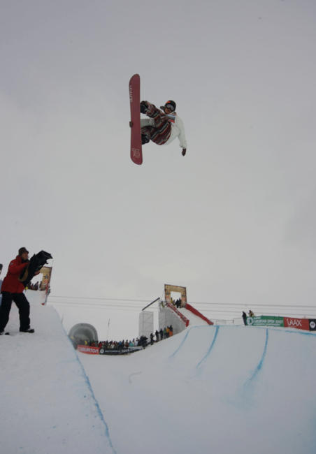 BEO7 Junior Halfpipe Competition Results