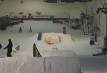 Ski Resort Snozone Castleford in United Kingdom