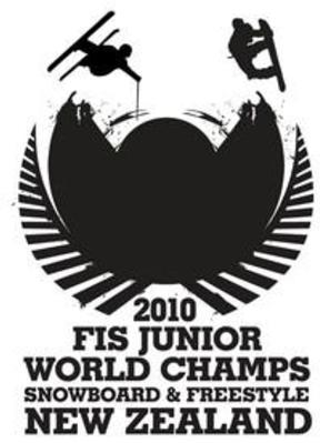 FIS Snowboard Junior World Championships 2010 logo