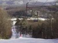 Ski Resort Camden Snow Bowl in USA