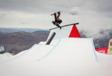 Anderson And Ulsletten Win High 5's Slopestyle!
