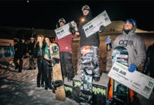 MAX EBERHARDT WINS MONSTER ENERGY SHRED SHOW