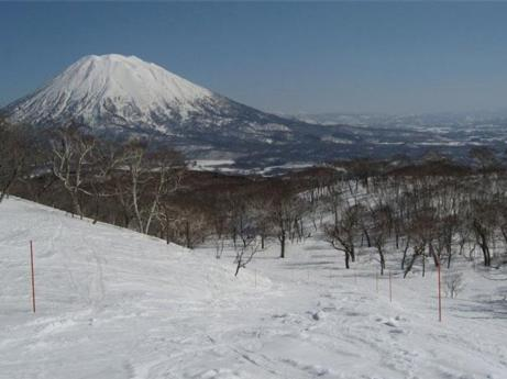 Ski Resort Niseko United in Japan