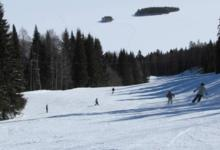 Ski Resort Loma-Kolin Rinteet in Finland
