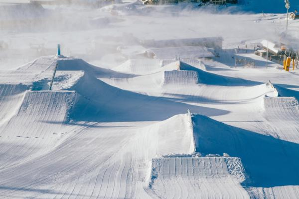 Perisher PlayStation Slopestyle Terrain Park
