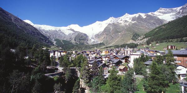 Summer in Saas-Fee