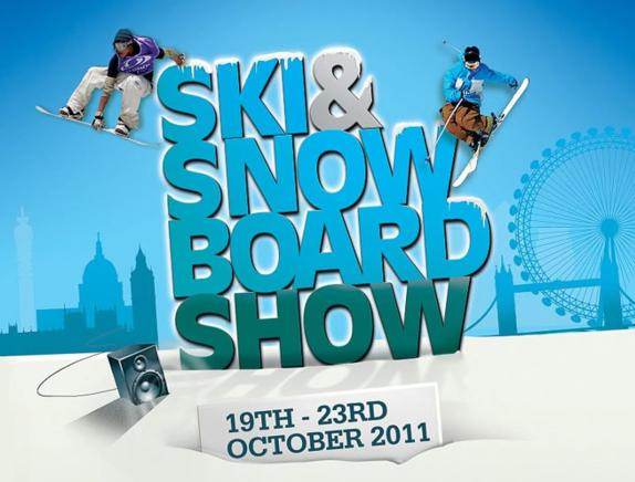 Ski and Snowboard Show 2011 logo