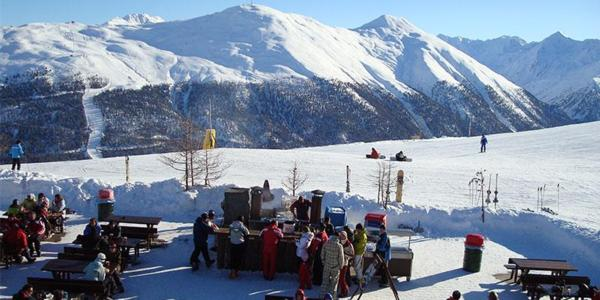 Livigno opens today for free!