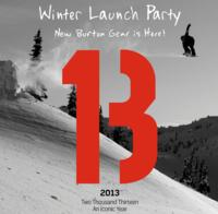 Burton's Winter Launch Parties & Premieres 2012