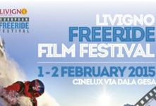 The mountain on stage with Freeride Film Festival!