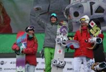 Clark & Kokubo win US Open 2011 Halfpipe finals
