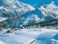 Ski Resort Claviere in Italy