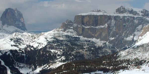 Val Gardena makes the Top 10 world Ski Resorts