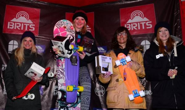 Bangers and Cash Women's Podium