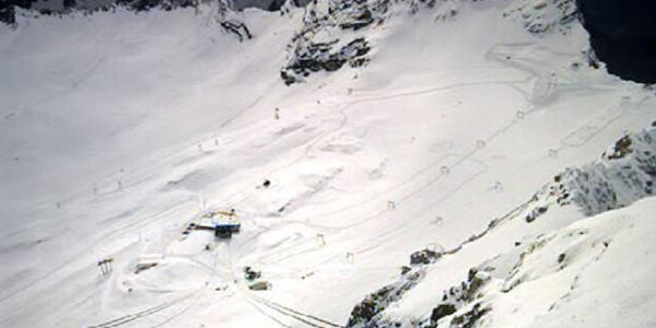Zugspitze Glacier in major decline