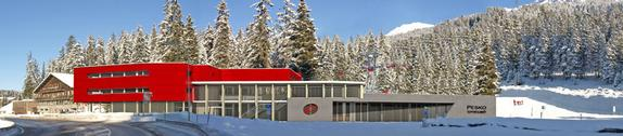 New base station and gondola at Canols to Scharmoin for 2010/11