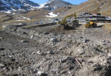 Work Starts on The Remarkables New Six Seat Chair!