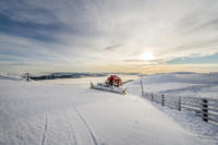 Ski Resort Trysil in Norway