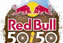 Red Bull 50/50 biathlon challenge at Caingorm
