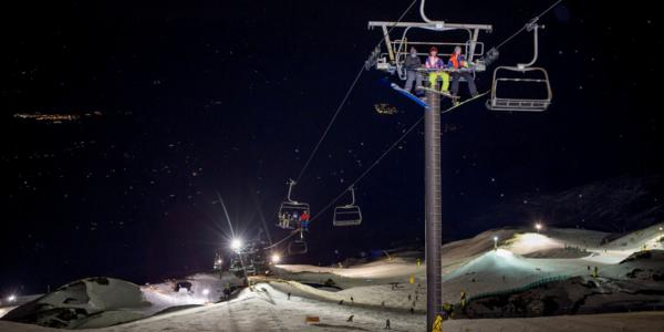 Coronet Peak night skiing bigger and better!