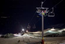 Coronet Peak night skiing returns with a bang