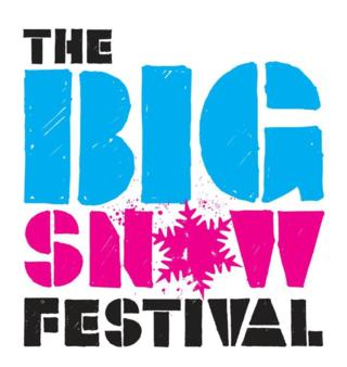 Big Snow Festival logo