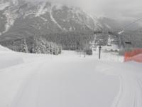 Ski Resort Mt Norquay in Canada