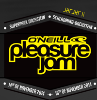 O'Neill Pleasure Jam 2014