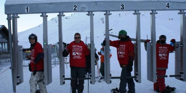 Mt Hutt opening day delivers smiles all round