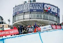 Burton European Open Semi-finals go off!