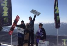 KYLE MACK WINS SHRED SHOW SLOPESTYLE