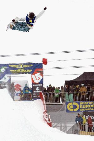 BEO 08 Kelly Clark in halfpipe semis