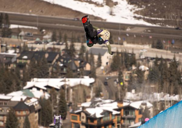 Kelly Clark US Open