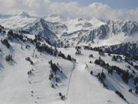 Ski Resort Baqueira Beret in Spain