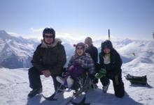 Disability Snowsport UK overwhelmed by support!