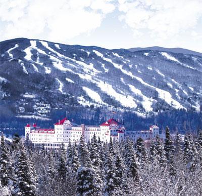 Bretton Woods Ski Area Usa Resort Riding Page World