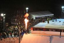 Ostreng & Badertscher win Burn River Jump 2011