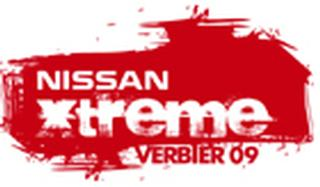 Verbier Extreme 09 logo world freeride tour
