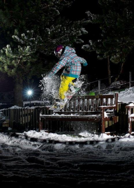U16 Boys Snowboard Rider: Brandon Bow